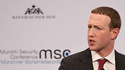 Zuckerberg pertahan kedudukan tidak cabar pos Trump di media sosial