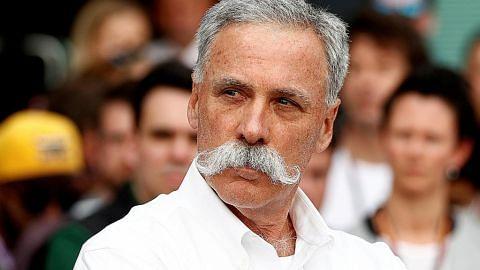 Perlumbaan tidak akan dibatalkan sekalipun ada pemandu positif Covid-19: Ketua F1