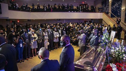 Isteri polis yang didakwa bunuh lelaki kulit hitam tuntut cerai Floyd dikenang 'mengubah' dunia
