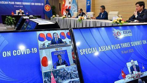 Kesepaduan penting bagi pemulihan ekonomi Asean pascawabak