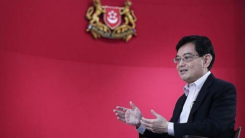 PILIHAN RAYA DAN MASA DEPAN Cabaran menyatukan SG ketika dilanda krisis: DPM Heng