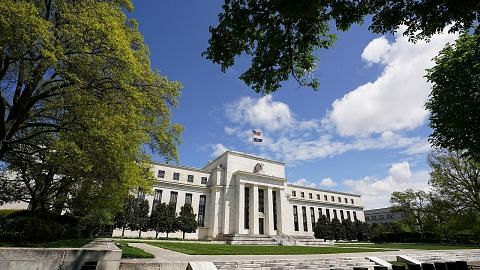 Saham Asia merosot ekoran ramalan muram Fed AS