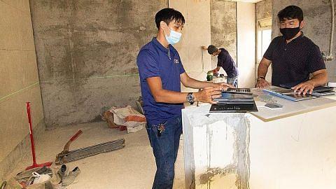 Peniaga lega dapat teruskan projek ubahsuai rumah