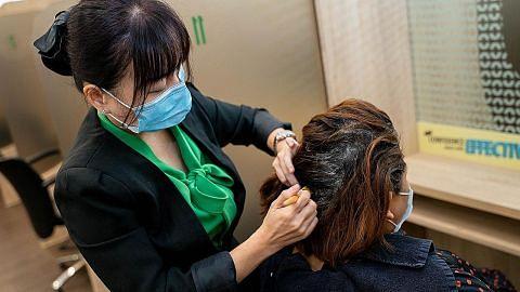 Kerja di rumah juga perlu jaga rambut, kulit kepala