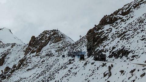 DUNIA India dan China sepakat mahu redakan ketegangan di Ladakh