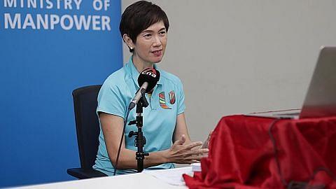 Aturan baru pastikan warga SG ditimbang secara adil bagi pekerjaan