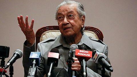 Mahathir undur diri dari Pakatan Plus, terus bersama DAP, Amanah