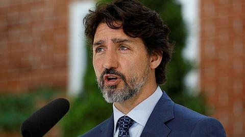 """Trudeau kecam China tahan warga Canada bagi """"tujuan politik"""""""