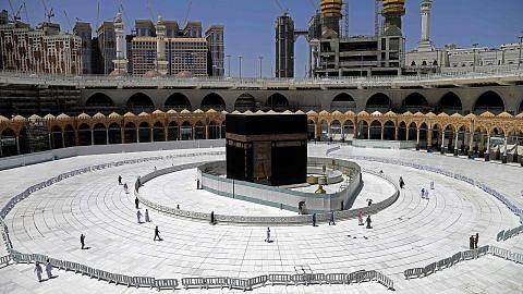 Hanya Muslim tinggal di Saudi boleh tunai haji tahun ini demi kawal Covid-19
