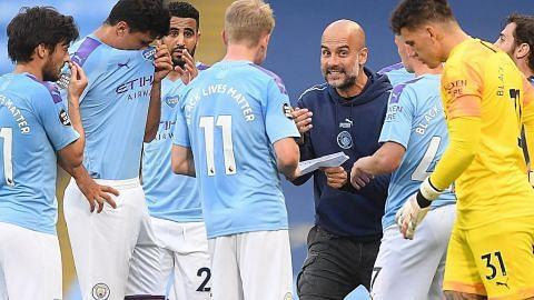 City beri tumpuan suku akhir Piala FA
