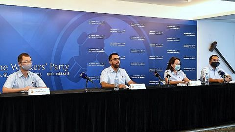 Low Thia Khiang, Chen Show Mao, Png Eng Huat tidak akan bertanding