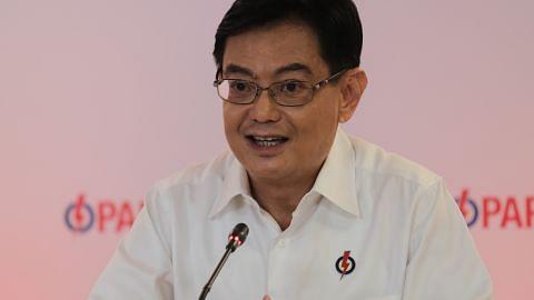 Pemilihan calon PAP 'proses berterusan': DPM Heng