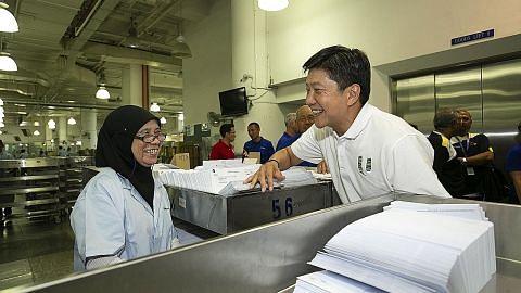 Chee Meng: Usaha bantu warga kekalkan