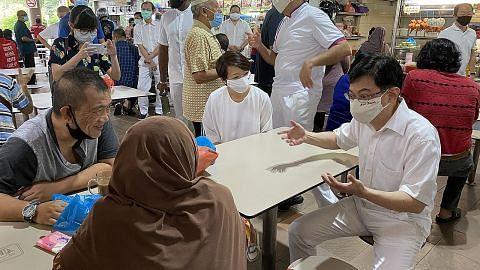 Sokongan Bajet berkesan dalam bantu warga: DPM Heng