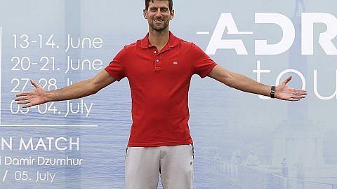 Djokovic dikecam hebat hebat perlekeh koronavirus