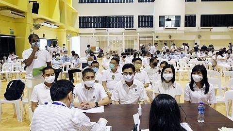 DPM Heng pindah, terajui pasukan GRC East Coast