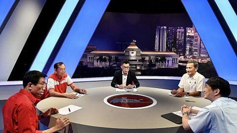 SIARAN PILIHAN RAYA 2020 IMDA umum waktu siaran politik di radio, televisyen