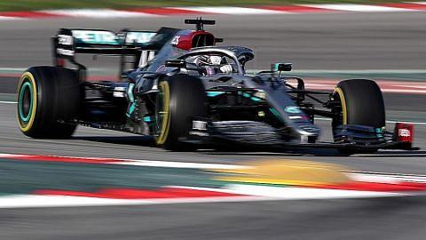 Kemampuan kenderaan penentu juara F1