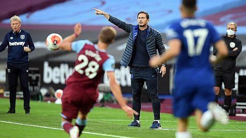 West Ham kejutkan Chelsea