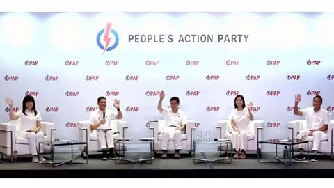 PAP East Coast lancar manifesto