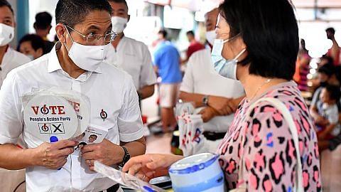 DPM Heng: Menyokong warga emas antara fokus