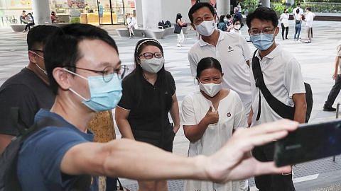 Ye Kung: Jangkitan di dormitori terkawal