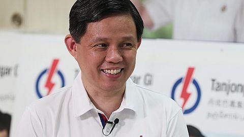 Pekerja ekonomi gig antara keprihatinan utama Chun Sing