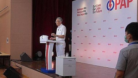 Krisis Covid-19, mandat bagi PAP dan komen perkauman jadi tumpuan