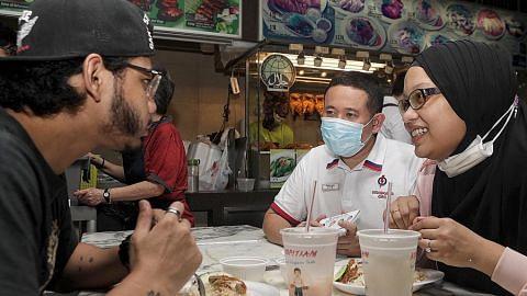 Amrin mahu wujudkan identiti Sengkang Melayu unik - selari nilai murni masyarakat