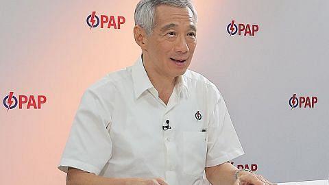 PM Lee: Pemerintah baru harus tumpu isu pekerjaan
