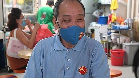 Mantan ketua WP tak tanding tapi teruskan tradisi ucap bahasa Teochew