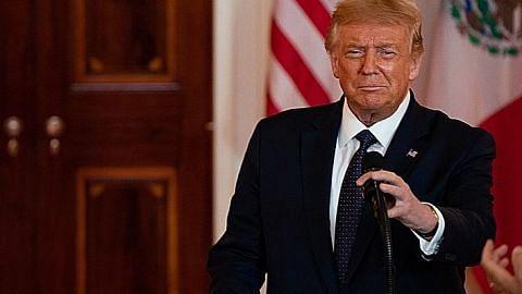 Covid-19: Trump beri tekanan kepada pakar kesihatan awam