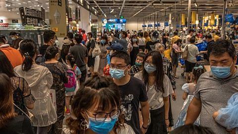 China lapor lapan jangkitan Covid-19, kesemuanya kes import