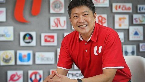 NTUC sepadu Chee Meng kekal sebagai ketua