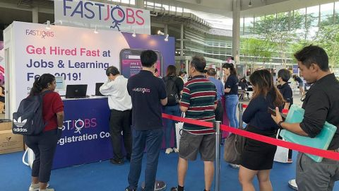 FastJobs pindah pameran kerja ke 'online' dek Covid-19