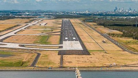 Lapangan terbang Brisbane dibuka cetus saingan Asia Pasifik