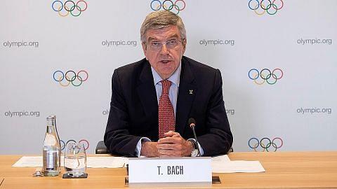 IOC kekal komited anjur Olimpik tahun depan di Tokyo