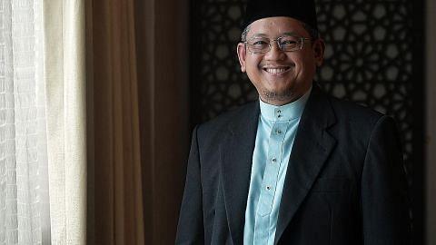 Pengaruh dua mantan Mufti