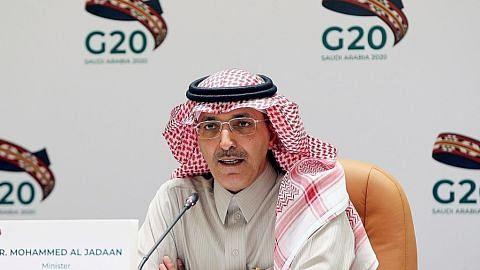 Saudi hos G20 bincang maya isu ekonomi, krisis hutang dek Covid-19