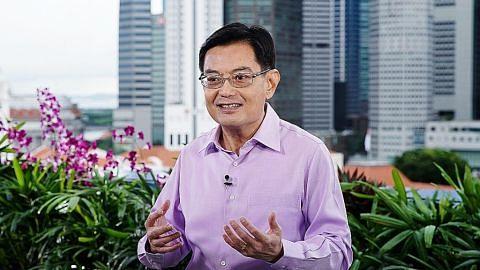 DPM Heng: Manfaat cuti sekolah teroka tarikan S'pura