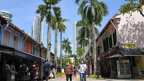 SeKampong menanti tetamu Peniaga Kampong Glam ingin manfaat kempen SingapoRediscovers bernilai $45j galak penduduk berbelanja