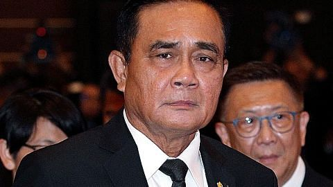 Thailand bergolak, penunjuk perasaan desak PM letak jawatan