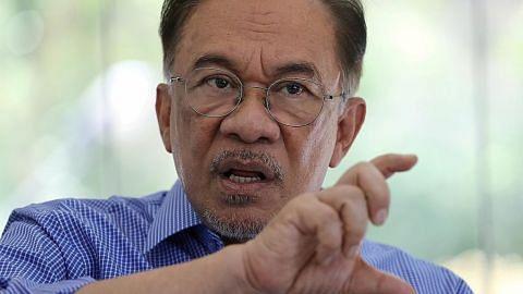 Anwar: 'Saya diperdaya Dr M'