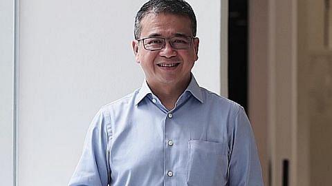 Edwin Tong undur diri dari FAS