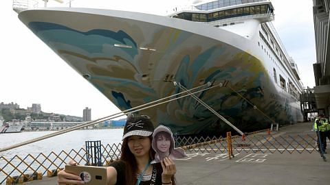 Taiwan sambung semula industri kapal pesiaran