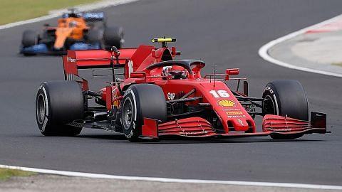 Ferrari bayangkan sudah lupakan kejuaraan musim ini