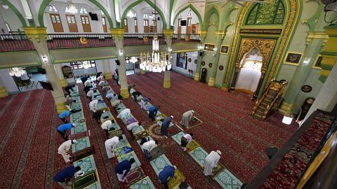 Mufti gesa masyarakat bantu golongan terjejas