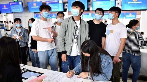 China rancang tambah ambil pekerja untuk tampung 8.7j lulusan