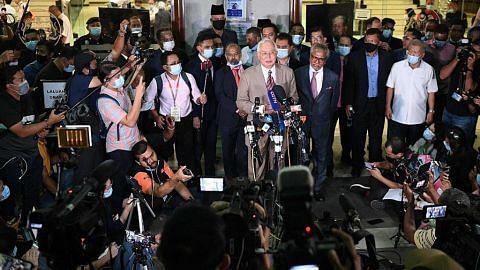 Apakah langkah Najib selepas ini?
