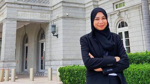 Kerjaya peguam bak 'satu seruan dalam hidup' Shehzadee